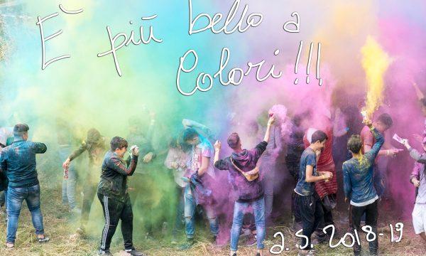 Color Party! Siate colore, non grigiore!